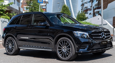 Mercedes, arriva un poker d'assi firmato Night Edition. Edizione speciale per CLA, Shooting Brake, GLA e GLC