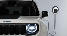 Jeep, arrivano le plug-in. Debutto per Renegade e Compass ibride. Speciale wallbox per Fca