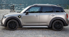 Cooper S E Countryman All4, efficienza energetica e rispetto dell'ambiente i must della nuova Mini