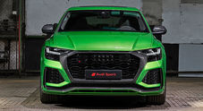 Audi RS Q8, a Los Angeles irrompe il supersuv: V8 turbo da 600 cv e 3,8 secondi nel 0-100 km/h