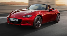 Mazda MX-5 vince il World Car of The Year 2016, premiate anche Toyota Mirai, Bmw Serie 7 e Audi R8