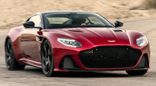Aston Martin DBS Superleggera, la GT british da 725 cv che omaggia il made in Italy