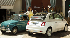 Campagna Fiat 500 Forever Young Experience premiata. Tour 500 trionfa a MediaStars