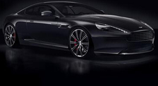 Lunga vita all'Aston Martin cara a James Bond: dopo 10 anni, DB9 Carbon Black