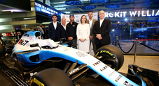 Israele entra in F1 con Nissany, nuovo tester del team Williams