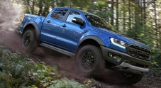 Ranger Raptor, debutto europeo al Gamescom di Colonia per il pick up Ford tutto grinta e prestazioni