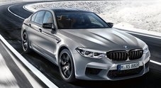 Bmw M5, arriva la supersportiva Competition con il potente V8 da 617 cv