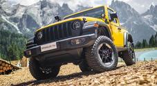 "Jeep Wrangler, arrivano le speciali ""1941"" by Mopar. Con le Performance Parts che esaltano le capacità off-road"