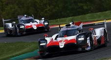 Toyota in pole position alla 6 Ore di Spa-Francorchamps, dominio Ford tra le GTE