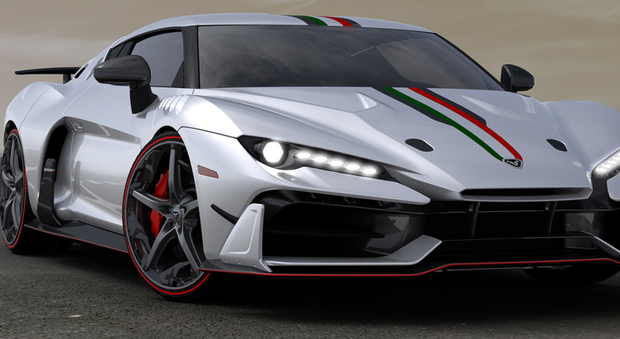 La one off di Italdesign