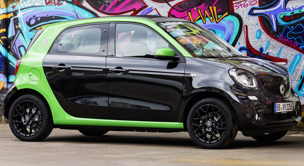 La Smart ED Forfour