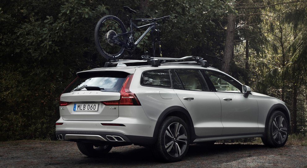 La Volvo V60 Cross Country