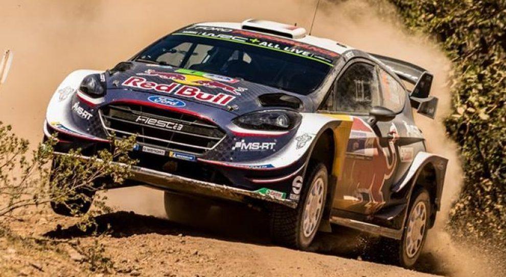 ebeade2bc Ogier vuole riprendere la testa della classifica. Il pilota Ford punta al  4° successo in Sardegna