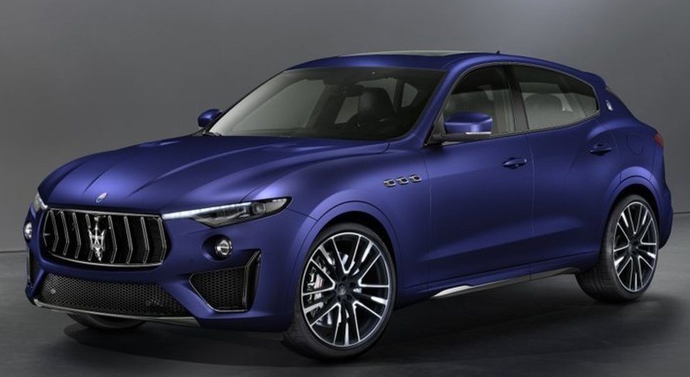 La Maserati Levante Trofeo Launch Edition