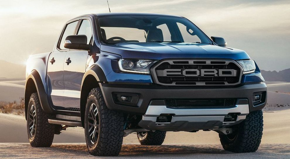Il Ford Ranger Raptor al debutto europeo