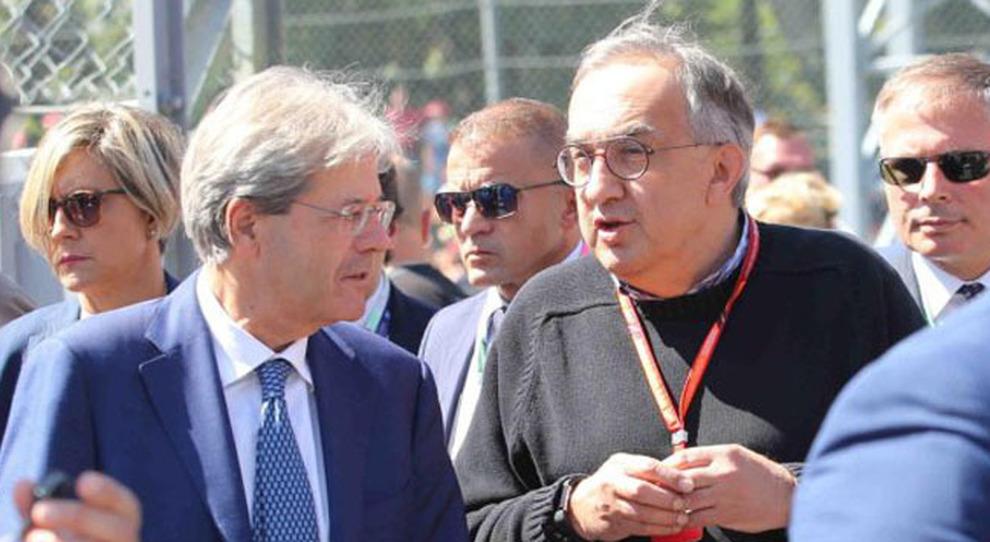 GP Monza, Marchionne:
