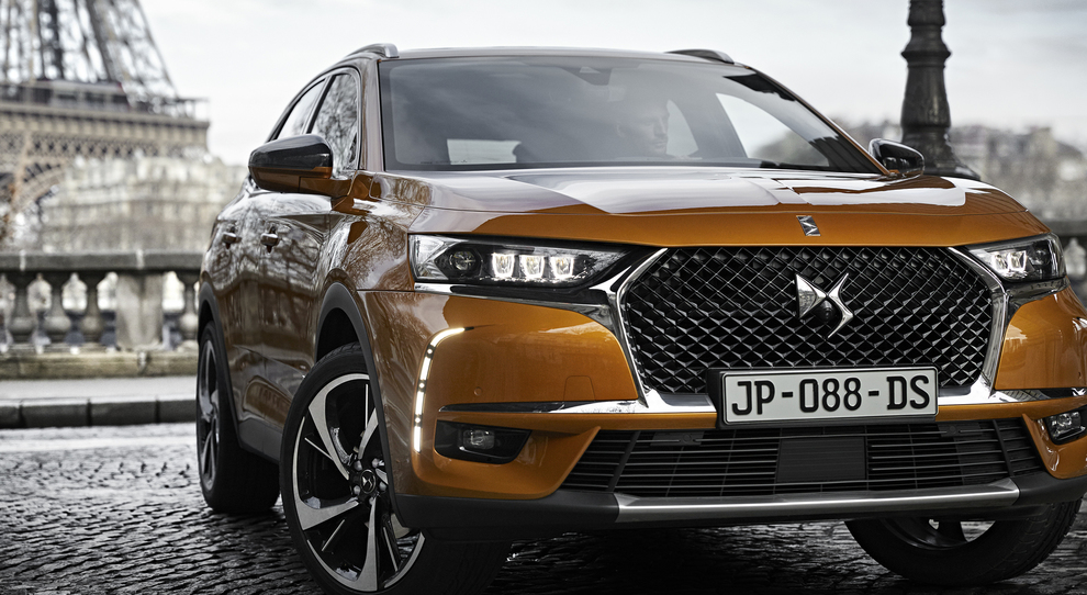 Il DS7 Crossback