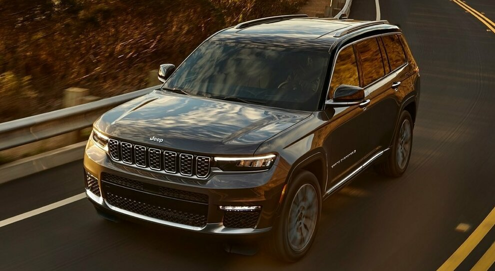 La nuova Jeep Grand Cherokee