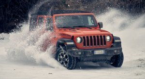 Jeep, al via la Winter Experience a Champoluc