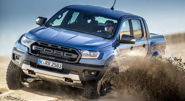 Ranger Raptor, il pick up inarrestabile di Ford