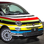 Milano Fashion Week, asta di beneficenza la Fiat 500C Missoni by Lapo